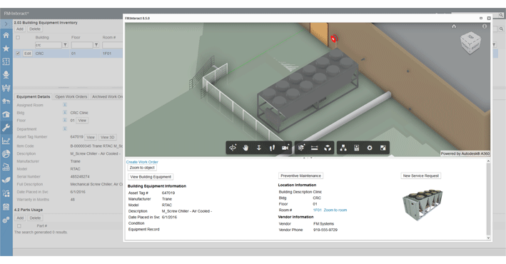 FMI Autodesk Forge Viewer - FM:Interact and the Autodesk Forge Viewer